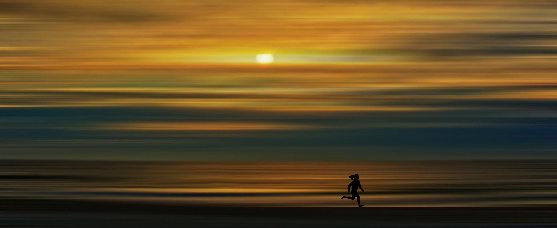 Abend am Meer 2