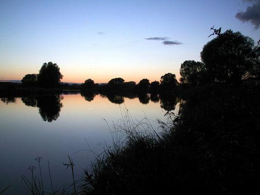 Abend an der Havel