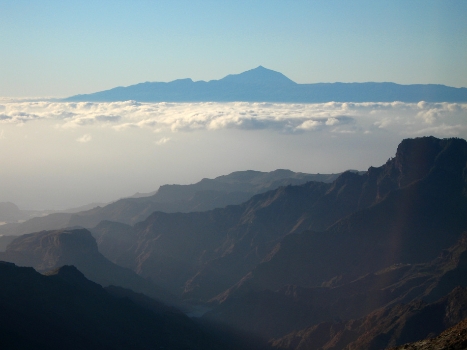 Abend auf Gran Canaria