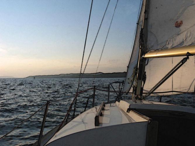Abend im Wind 3