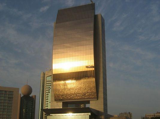 Abend in Dubai