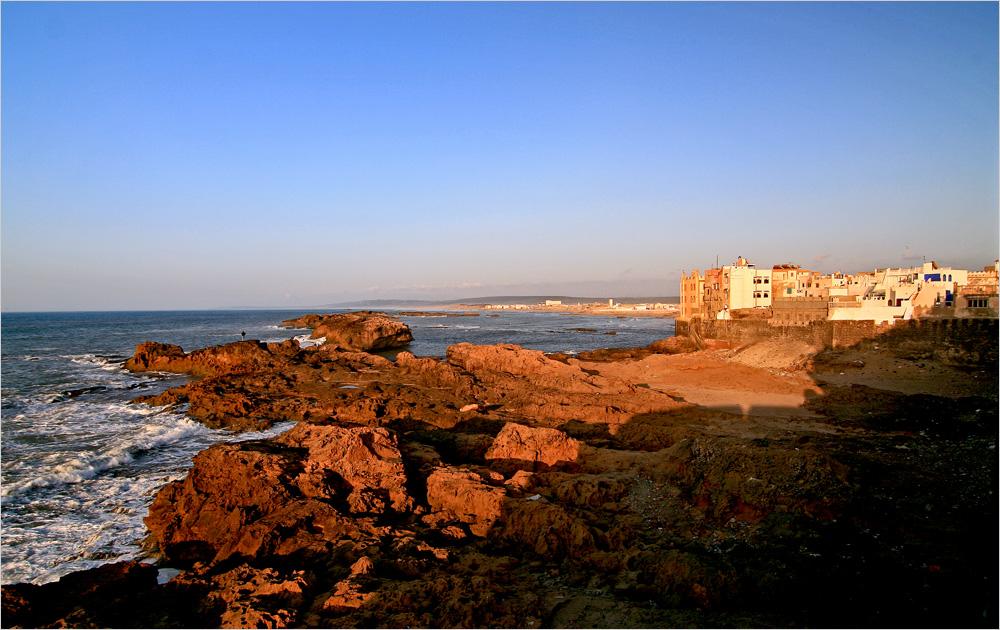Abend in Essaouira