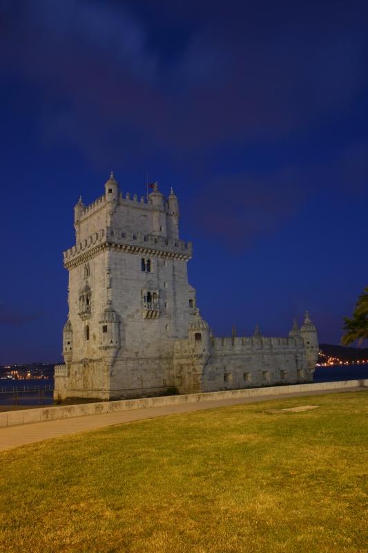 Abend in Lissabon