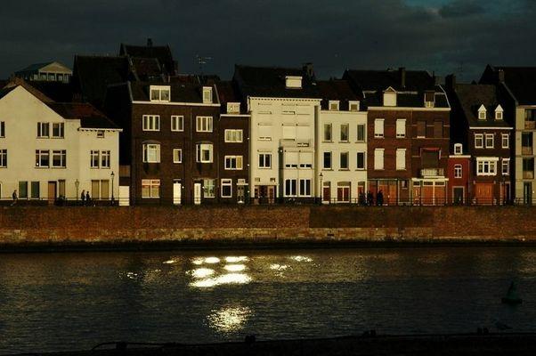 Abend in Maastricht.....