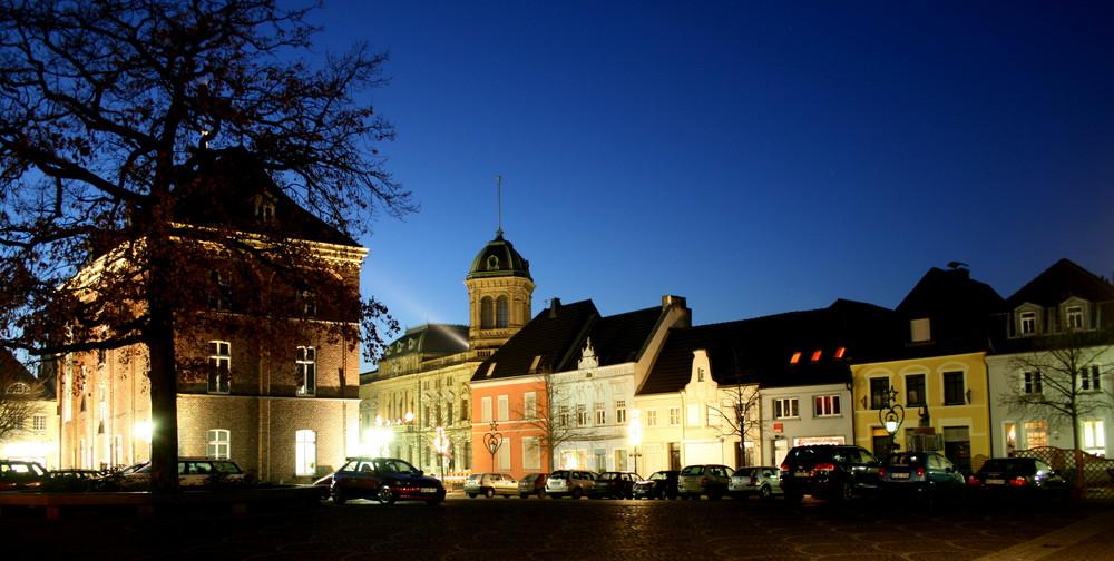 Abend in Rheinberg