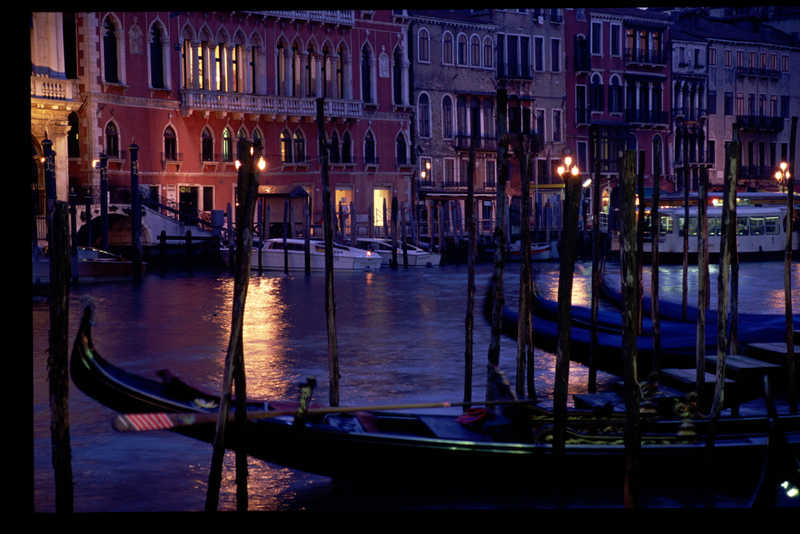 Abend in Venedig
