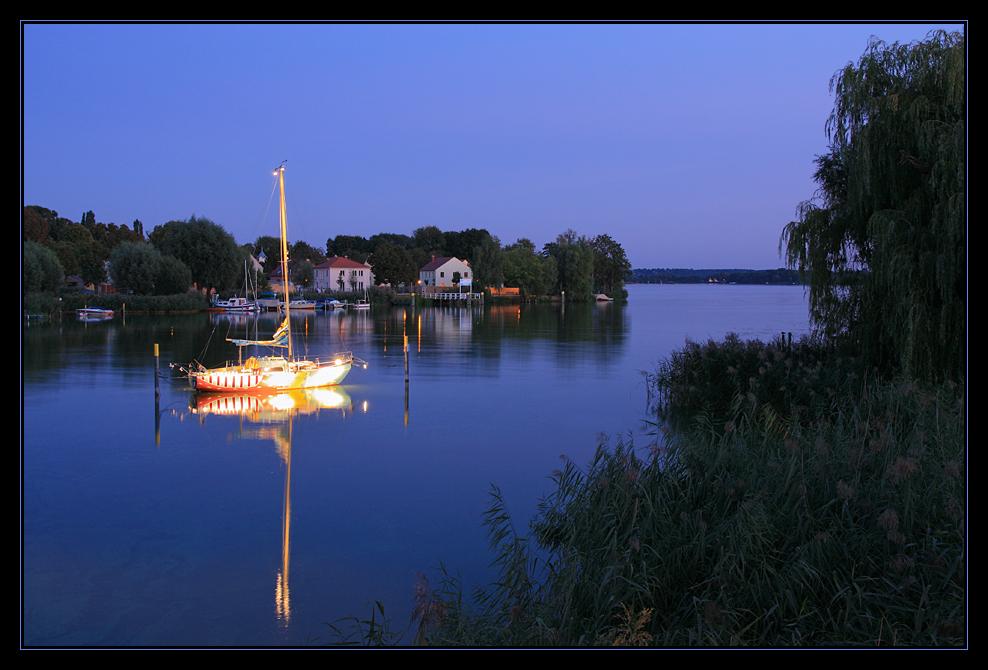 Abend in Werder 2