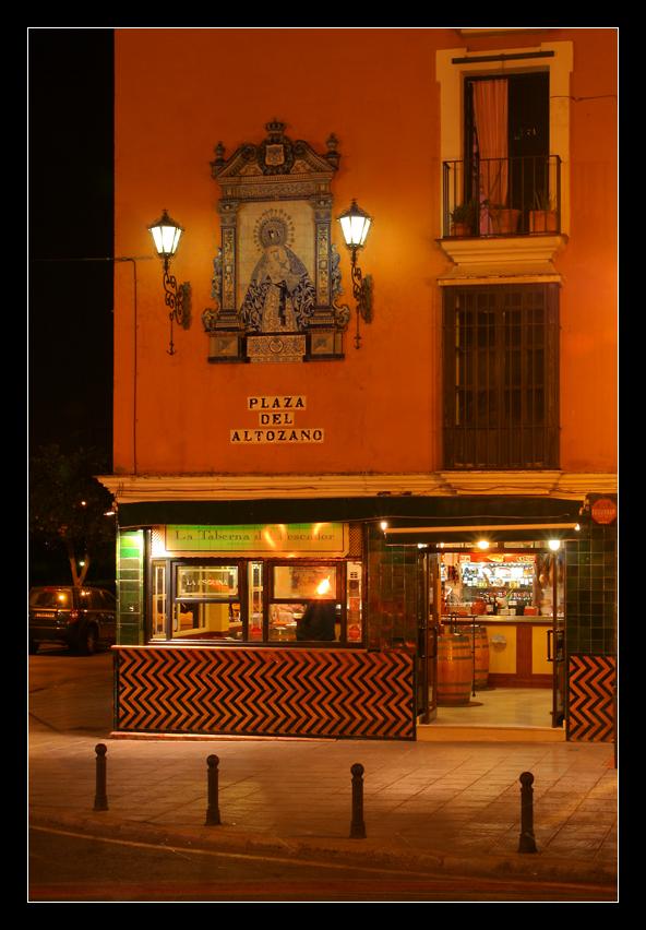 Abendbummel in Sevilla