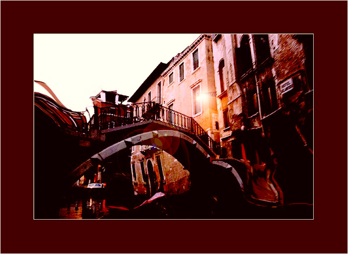 Abendfeeling in Venedig von Peter Lauster