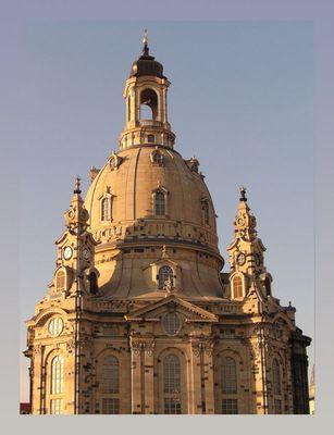 abendliche Frauenkirche