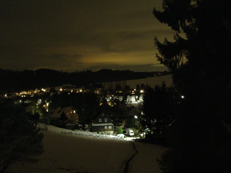 Abendlicher Ausblick