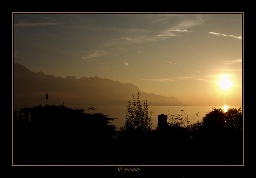Abendlicher Frieden
