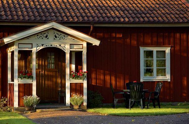 abendlicher Frühherbst in Schweden