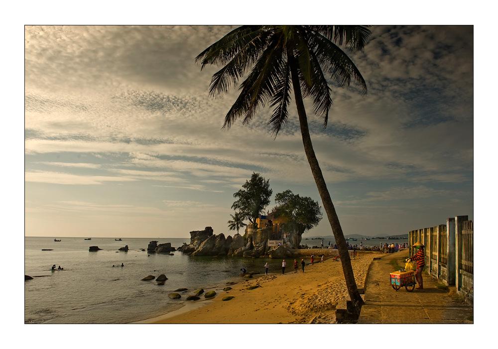 Abendlicht auf Phu Ouoc