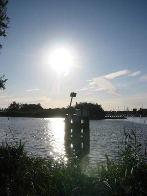 Abendlicht - Friesland 03