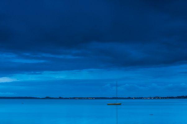 Abendruhe in der Geltinger Bucht