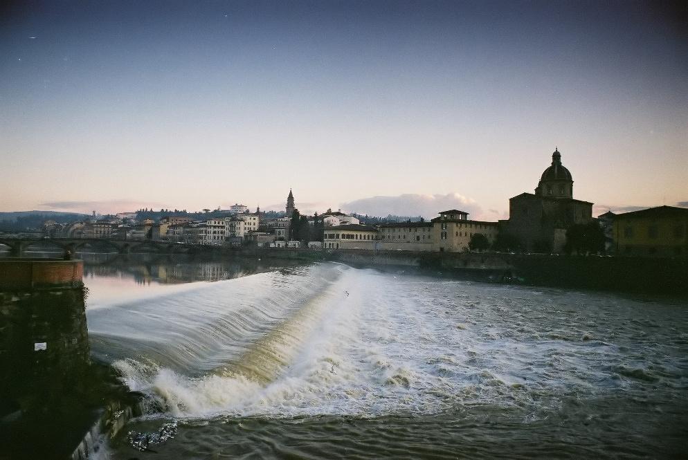Abends am Arno ~ ~