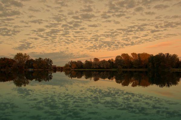 Abends am Karlsfelder See