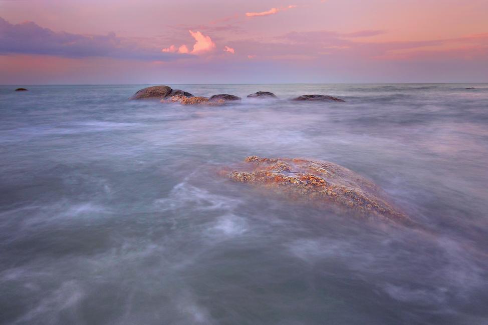 abends am Meer II-natürlich auch in Thailand;-)