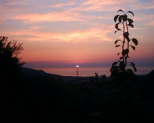 abends auf sizilien