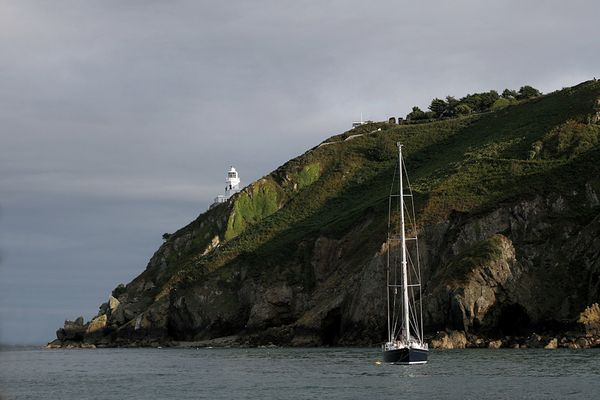 Abends for Sark