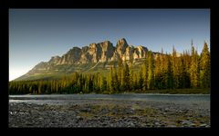 [ Abends im Bow Valley ]