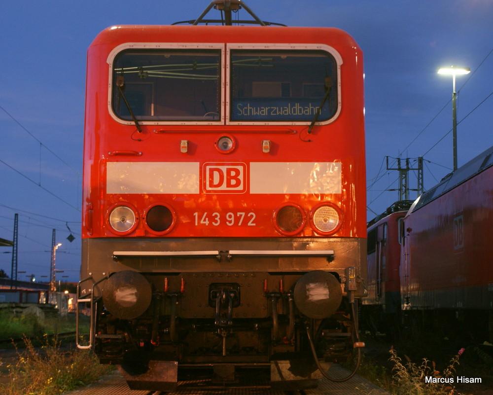 Abends im BW Freiburg 143 972
