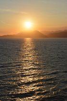Abends im Fjord
