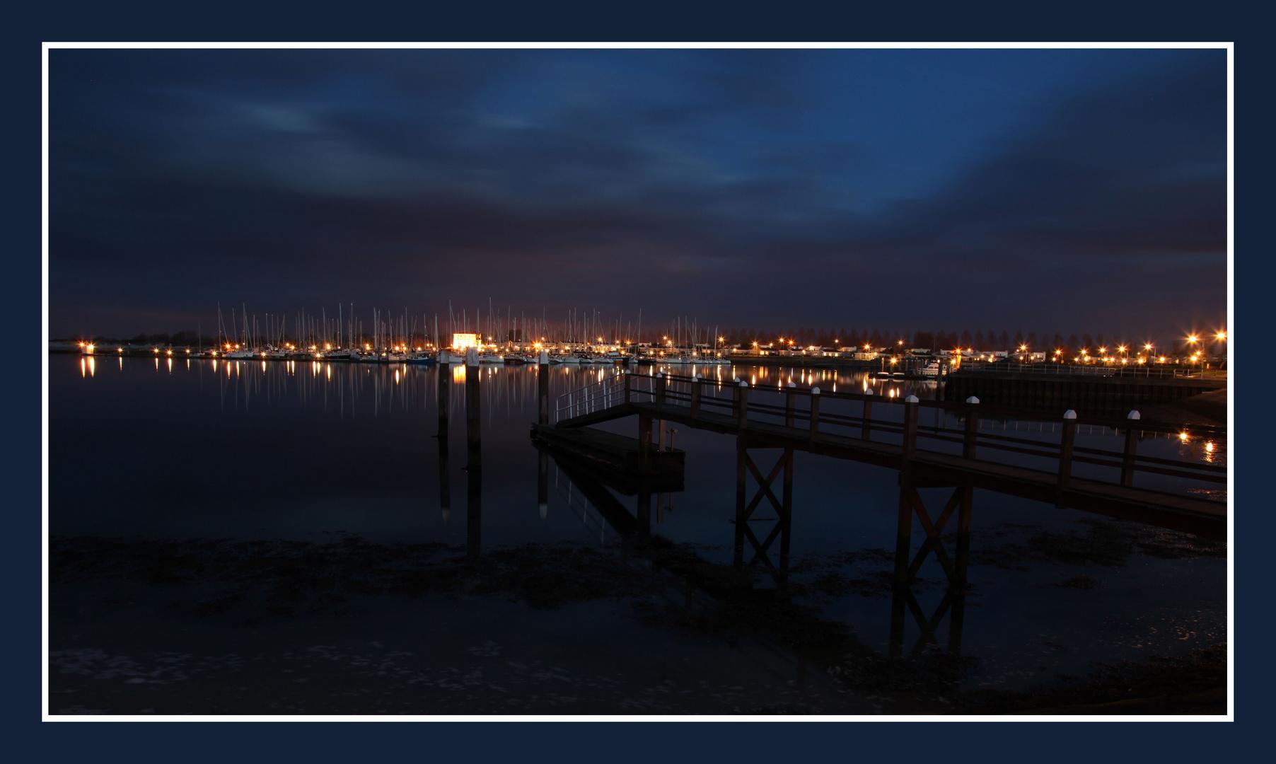 Abends im Hafen 3