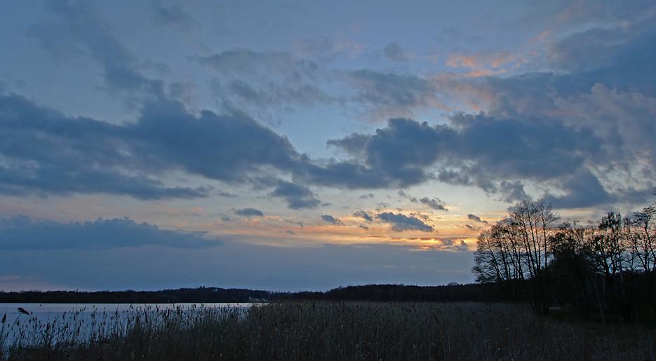 Abends im Sacrower Park, 10.04.10 – 06