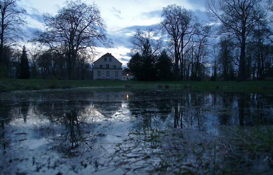 Abends im Sacrower Park, 10.04.10 – 07