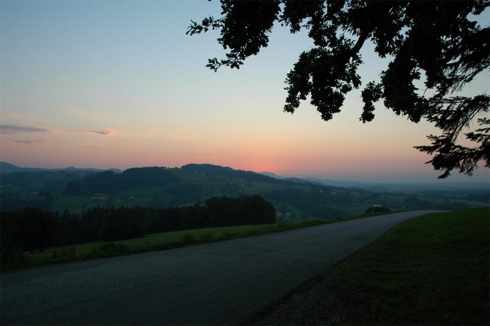 Abends in Biberbach