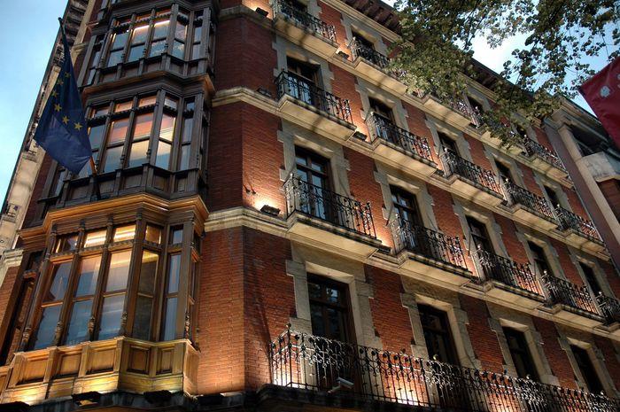 Abends in Bilbao - Gran Via
