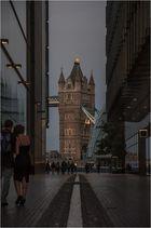 Abends in London ...