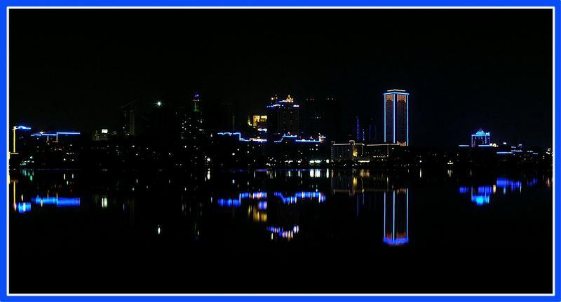 Abends In Xiamen
