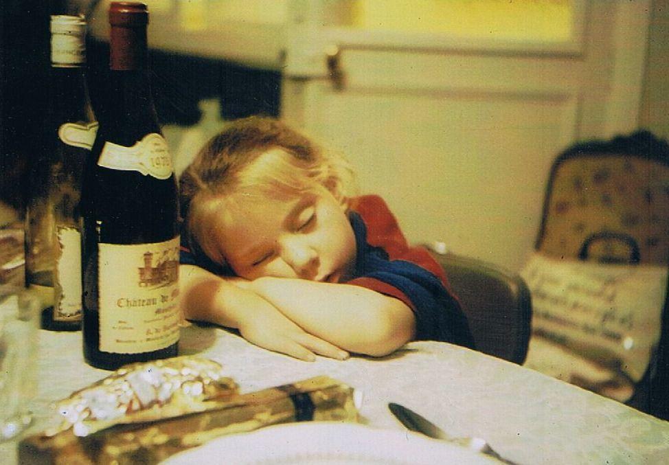 Abends will ich schlafen gehen...