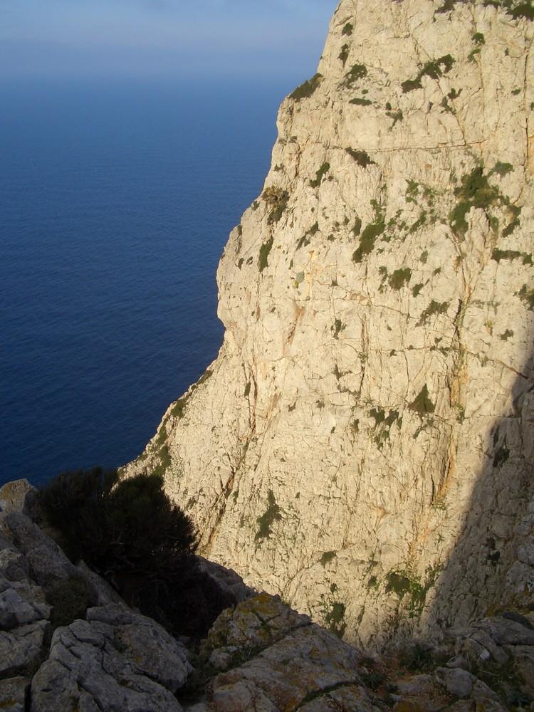 Abendsonne am Cap Formentor