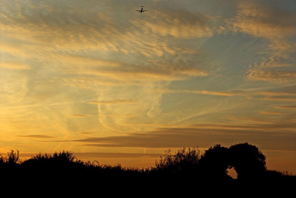Abendsonne auf dem Land (2)...