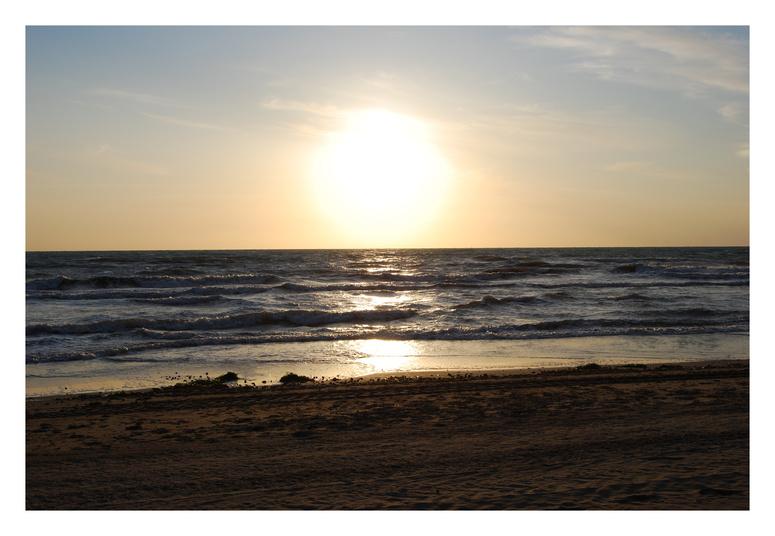 ********** Abendsonne über San Vincenzo**********