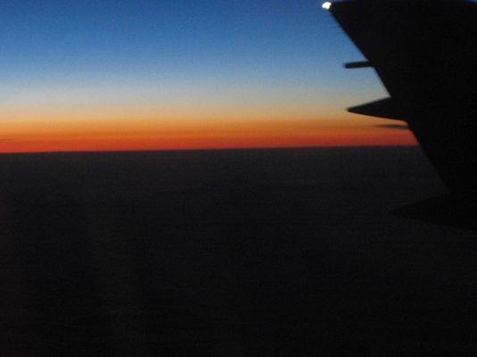 Abendsonne überm Meer