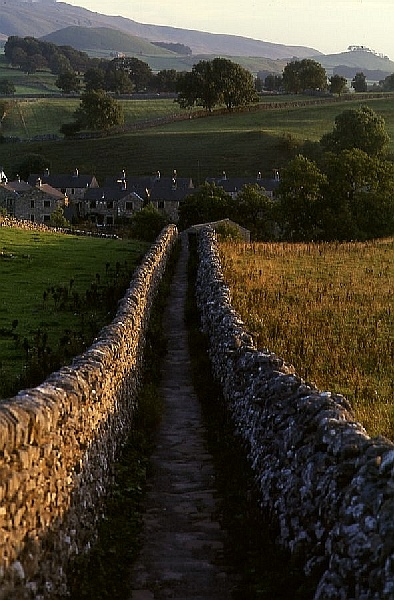 Abendspaziergang in den Yorkshire Dales