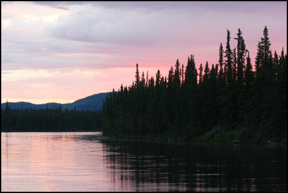 Abendstimmung am Moon Lake
