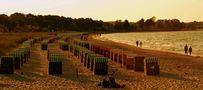 Abendstimmung am ~Ostsee~ Strand von Wundervoll
