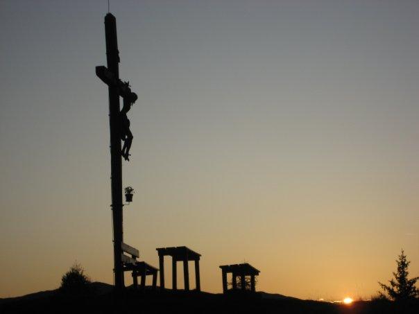 Abendstimmung auf 2000 Meter - Kaser Alm St. Lorenzen