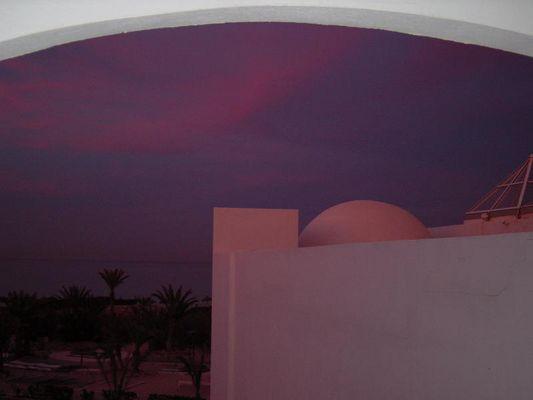 Abendstimmung auf Djerba