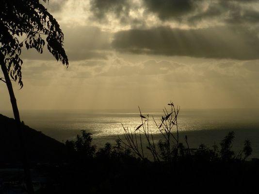 Abendstimmung auf La Palma