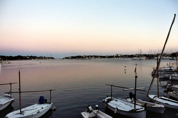 Abendstimmung auf Mallorca
