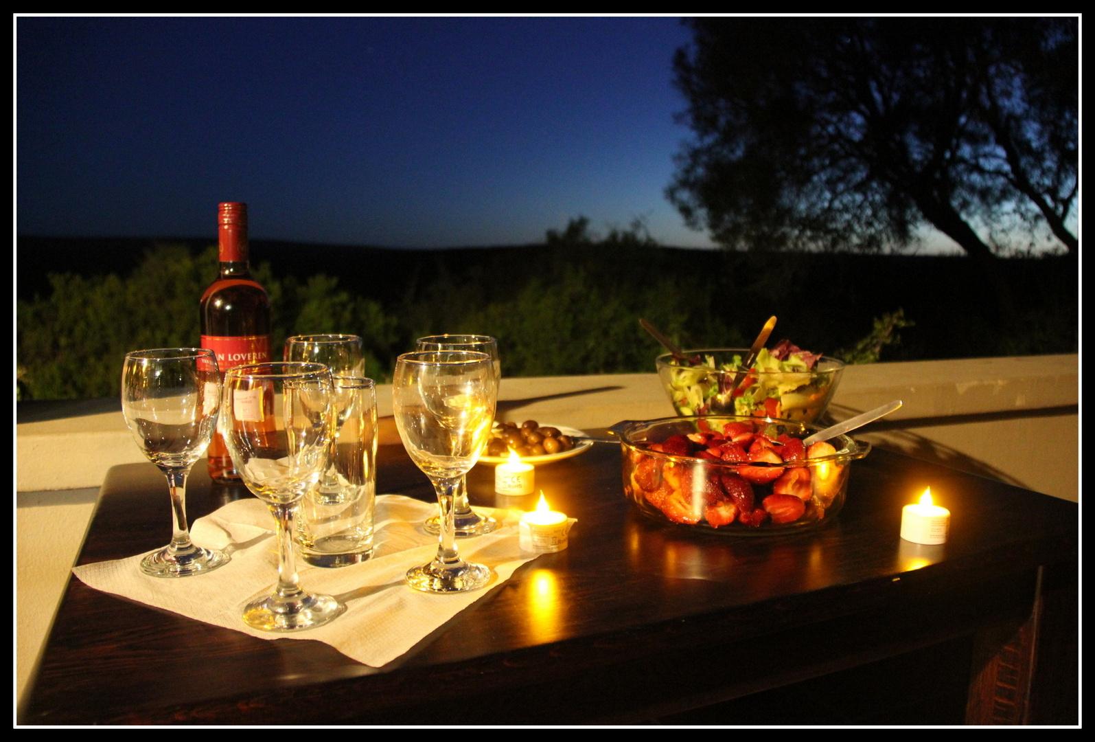 Abendstimmung im Addo NP (Südafrika)