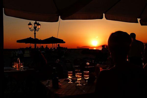 Abendstimmung in Alghero