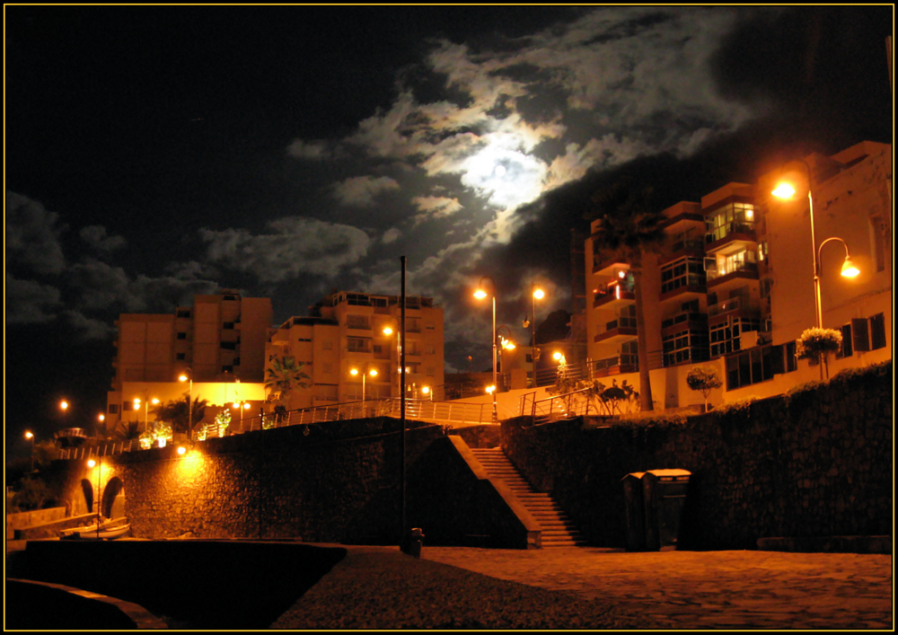 Abendstimmung in Bajamar (1)